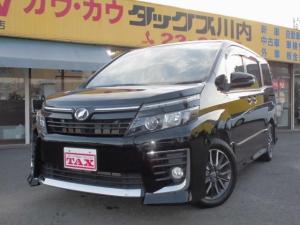 トヨタ ヴォクシー ZS ナビTV フリップダウンモニター パワースライドドア バックカメラ Bluetooth 8人乗り