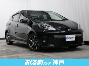 トヨタ アクア G GRスポーツ プッシュスタート セーフティセンス LED