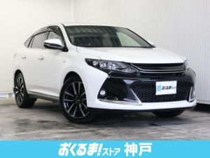 トヨタ ハリアー エレガンス G's 4WD G's専用パーツ SDナビ