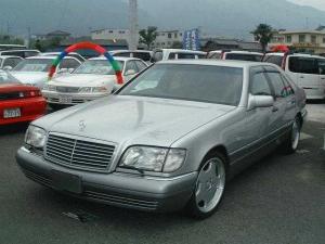メルセデス・ベンツ Sクラス S500