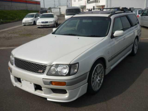 i日産 ステージア 25t RS FOUR