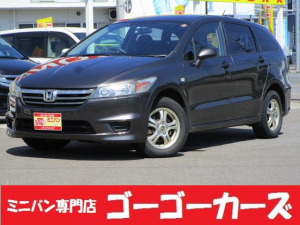 iホンダ ストリーム 1.8 X 4WD 1年間保証付き 寒冷地仕様