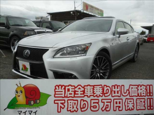 レクサス LS LS600h Version L 5人