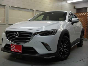 iマツダ CX-3 XD Touring
