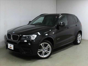 BMW X3 xDrive20i MSportパッケージ4WD ナビTV