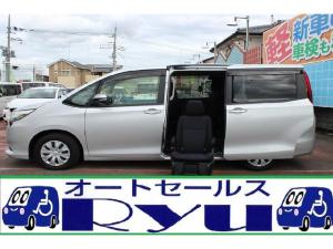 トヨタ ノア X セカンドリフトアップシート 両側パワースライドドア付
