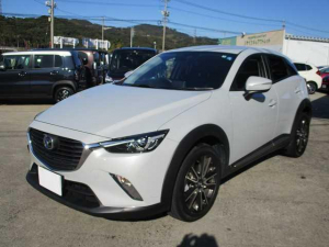 マツダ CX-3 1.5XD Touring