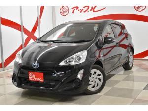 トヨタ アクア S スマートエントリーPKG LEDヘッドライト CD ETC