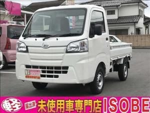 ダイハツ ハイゼットトラック スタンダード 4WD 5MT 届出済み未使用車