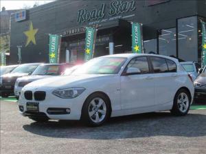 BMW 1シリーズ 116iスポーツ HDDナビ ETC バックカメラ HID