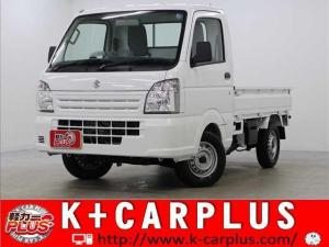 スズキ キャリイトラック KCエアコン・パワステ 4WD 5MT 届け出済み未使用