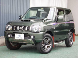 スズキ ジムニー ランドベンチャー 4WD ターボ SDナビTV キーレス