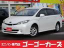 トヨタ/ウィッシュ S 4WD HDDナビ DVD TV HID バックカメラ
