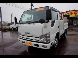いすゞ エルフトラック 2t FFL 標準 Wキャブ 新免許対応車