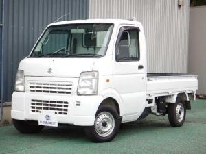 スズキ キャリイトラック KC エアコン・パワステ 4WD ワンオーナー