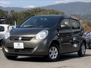 トヨタ パッソ X クツロギ スマートキー 純正CDオーディオ ベンチシート