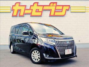 トヨタ エスクァイア ハイブリッドGi プレミアムパッケージ 7人乗/純正SDナビ
