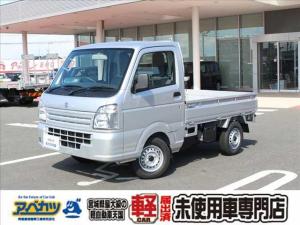 スズキ キャリイトラック KCエアコンパワステ 5速MT4WD軽トラック届出済未使用車