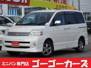 トヨタ ヴォクシー Z 煌 4WD 両電動スライド ナビ バックカメラ HID