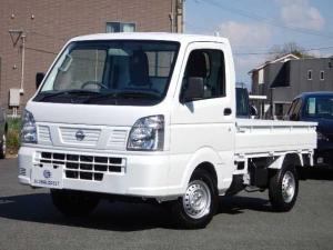 日産 NT100クリッパートラック DX 届出済未使用車