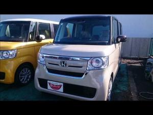 ホンダ N-BOX 2トーン G・L Honda SENSING 片側電動ドア