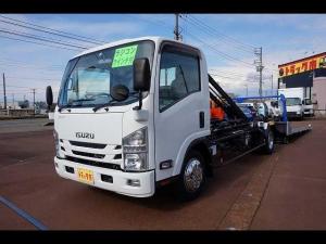 いすゞ エルフトラック 2.95t FFL ワイド超ロング キャリアカー