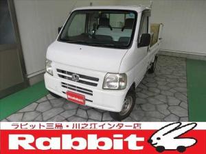 ホンダ アクティトラック リフターV 5MT・荷台昇降付・作業灯・AC