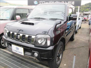 スズキ ジムニー ランドベンチャー 4WD ターボ メモリーナビ DVD再生