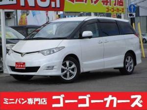 トヨタ エスティマ アエラスG-ED 4WD 両電動スライド TV バックカメラ