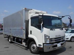 いすゞ フォワード アルミウィング冷蔵冷凍車