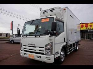 いすゞ エルフトラック 2.95t FFL ワイドロング 低温冷凍車