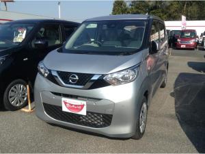 日産 デイズ S  新車 衝突軽減ブレーキ