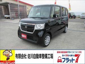 ホンダ N-BOX G・L ホンダセンシング 4WD 届出済未使用車 寒冷地仕様
