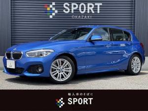 BMW 1シリーズ 118d Mスポーツ 純正HDD ETC クルコン LED
