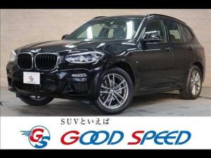 BMW X3 xDrive 20d Mスポーツ 純正ナビTV トップビュ-