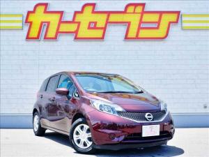 日産 ノート X DIG-S ワンオーナー/純正SDナビ/LEDライト