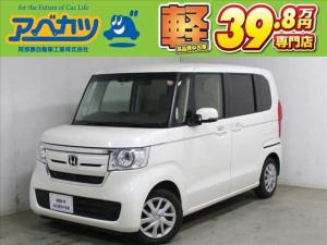 ホンダ N-BOX G・L Honda SENSING
