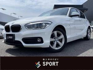 BMW 1シリーズ 118d Sport