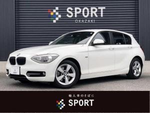 BMW 1シリーズ 116i スポーツ 1オナ HID ETC プッシュスタート