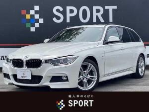 BMW 3シリーズ 320dツーリング Mスポーツ サンルーフ ACC 純正ナビ