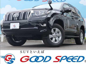 トヨタ ランドクルーザープラド TX 7人乗り 新車未登録 サンルーフ クリソナ 4WD