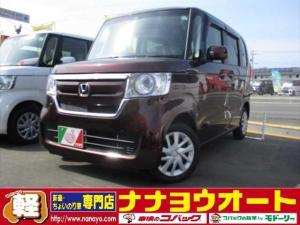 ホンダ N-BOX G・L Honda SENSING 4WD