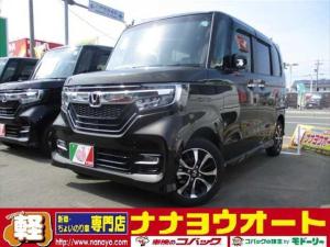 ホンダ N-BOXカスタム カスタム G・L Honda SENSING 4WD
