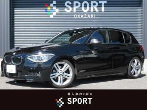 BMW 1シリーズ 116i Mスポーツ 純正HDD スマートキー HID