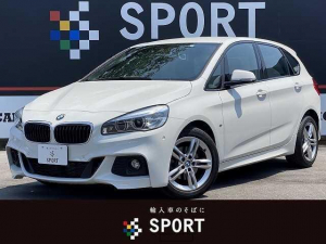 BMW 2シリーズ 218dアクティブツアラー Mスポーツ インテリセーフ ナビ