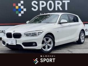 BMW 1シリーズ 118dスポーツ インテリセーフ 純正ナビ Bカメラ ETC