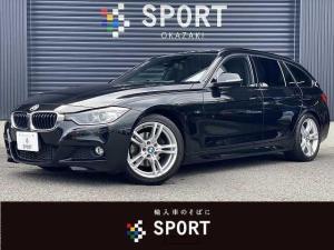 BMW 3シリーズ 320dツーリング Mスポーツ 純正HDD カメラ ETC