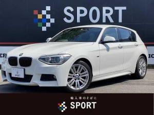 BMW 1シリーズ 116i M スポーツ 純正HDDナビTV Bカメラ ETC