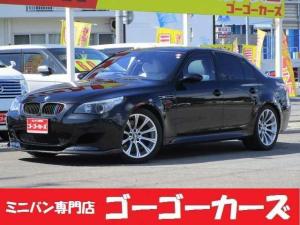 BMW M5 M5 サンルーフ ナビ コーナーセンサー HID 電動シート