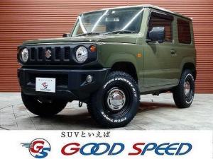 スズキ ジムニー XL 8型SDナビTV 衝突軽減 シートヒーター 4WD